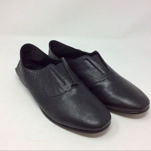 Eileen Fisher Shoes - Eileen Fisher Polo Leather Flats Loafer Black